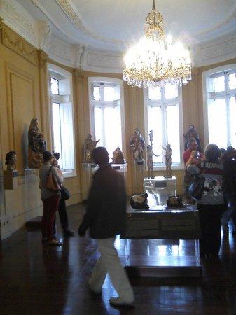 Museo Pedro de Osma: Sala de Esculturas