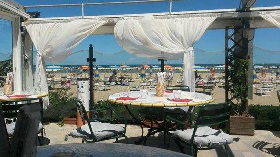 Hotel Estate: Veranda ristorante