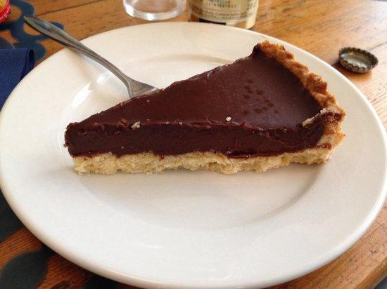 ¡Viva María!: Tarta de chocolate
