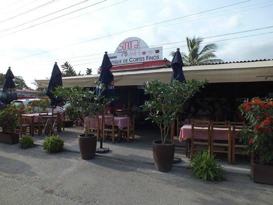 Sonora al Sur: Front Restaurant