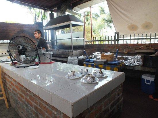 Sonora Al Sur: The Grill Master