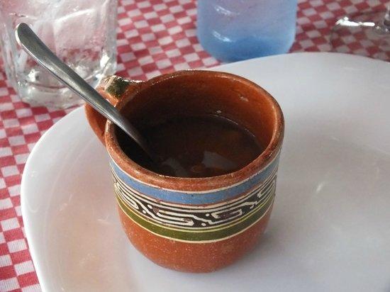 Sonora Al Sur: Cup of beans