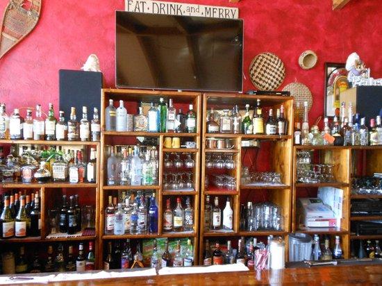 Sundeck Restaurant: Bar
