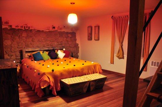 Quinua Villa Boutique : Pukara Wasi bedroom