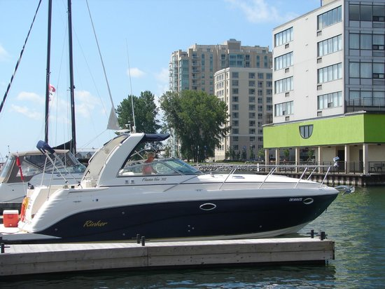 Kingston Waterfront: What's up dock?