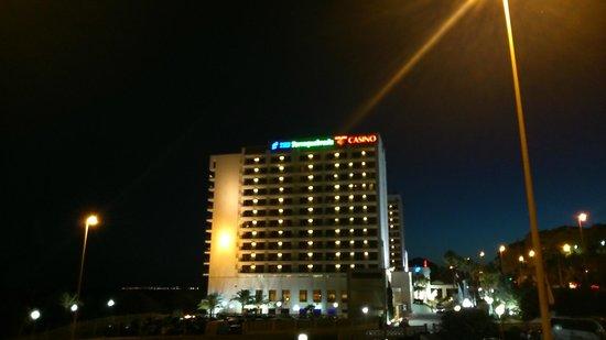THB Torrequebrada Hotel: Fachada