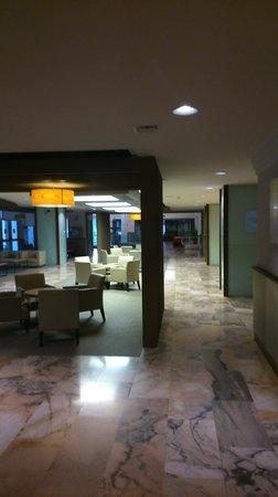 THB Torrequebrada Hotel: Recepción