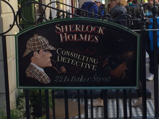 Sherlock Holmes Museum: Sherlock Holmes