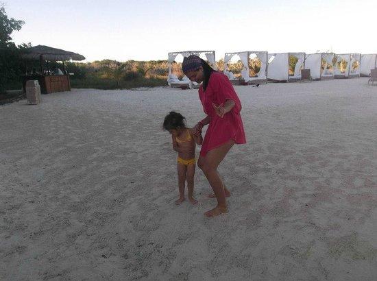 Hacienda Tres Rios : playa