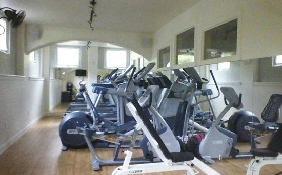 Rosario Resort and Spa: Fitness  room