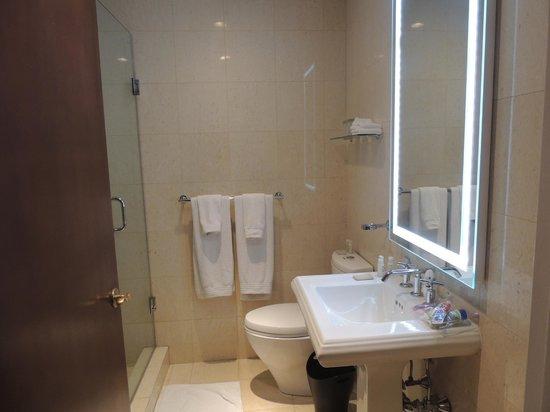 Renaissance New York Hotel 57: visão geral do banheiro