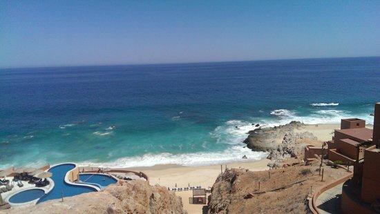 Club Regina Los Cabos: Beautiful Club Regina right on the Sea of Cortez