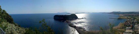 Parco Virgiliano : Panorama