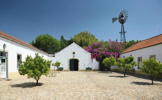 Quinta da Praia das Fontes: Main entrance