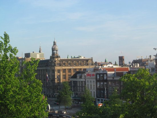 Ibis Amsterdam Centre : View from room