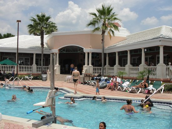 Crown Club Inn Orlando By Exploria Resorts: Club House