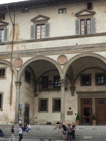 Hotel Loggiato dei Serviti : Hotel frontage
