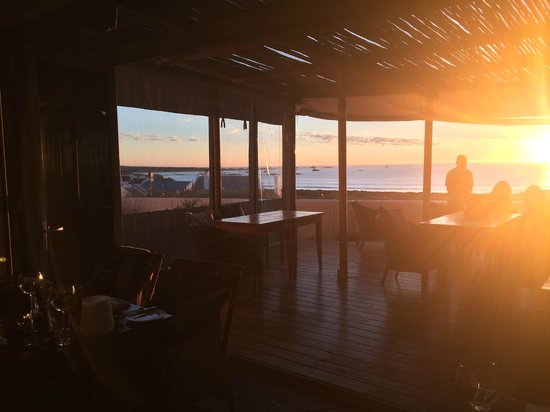 Abalone House & Spa : Bar - perfect spot for sundowners