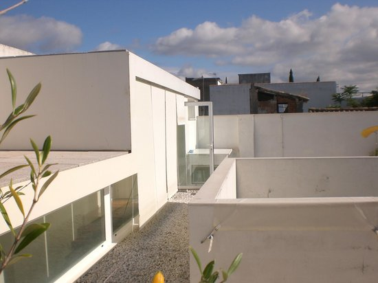 Hotel Viento 10 : Roof Terrace