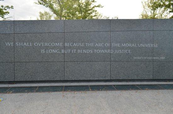 Martin Luther King, Jr. Memorial: DC 1968