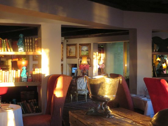 Abalone House & Spa : Great decor
