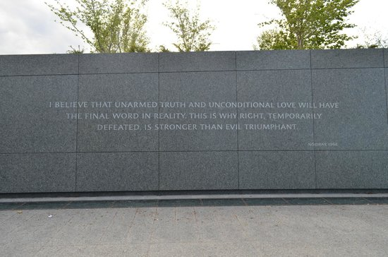 Martin Luther King, Jr. Memorial: MLK Jr. National Memorial