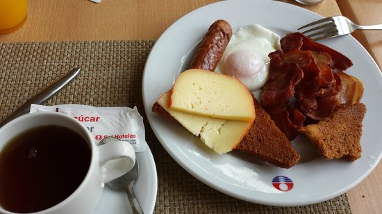 Sol Katmandu Park & Resort: Desayuno