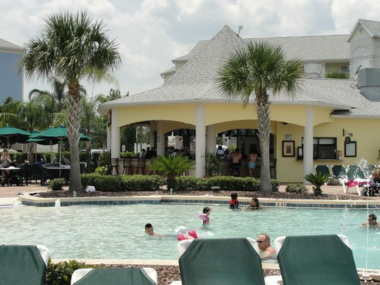 Crown Club Inn Orlando By Exploria Resorts: Big Kahuna's
