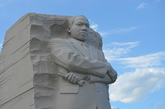 Martin Luther King, Jr. Memorial: Out of the mountain of despair