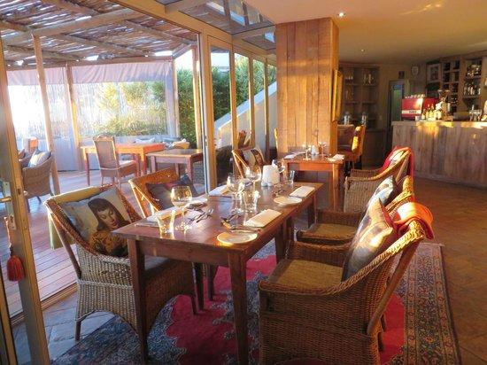 Abalone House & Spa : Bar