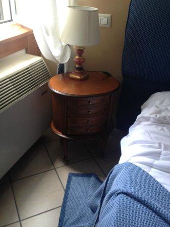 Montespina Park Hotel: Camera da letto
