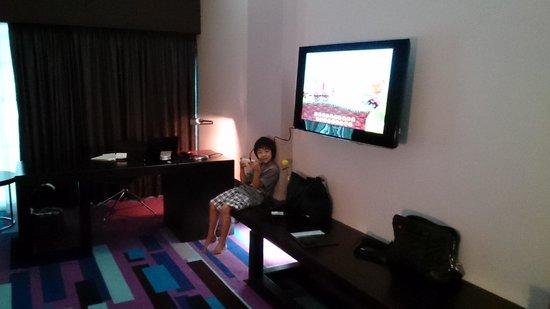 Dubai International Hotel : nice room