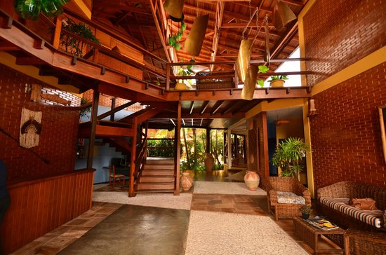 Hotel Pira Miuna: Recepção