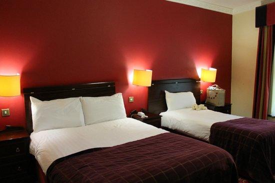 Sligo Southern Hotel: Our Room