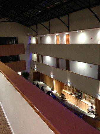 Mercure Blois Centre : Corridoi camere