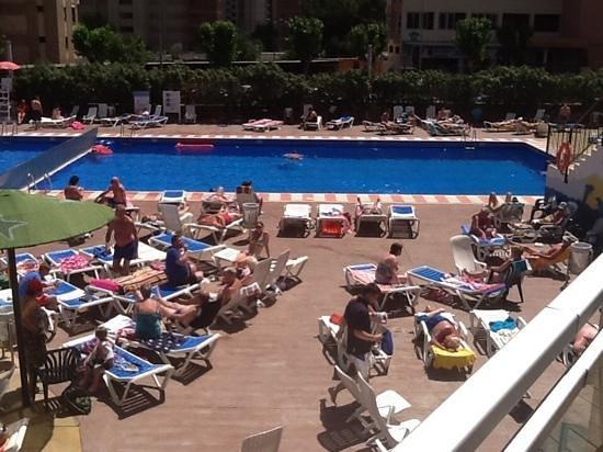 MedPlaya Hotel Rio Park: pool again