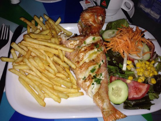 Babugem : The fish was fresh and very very good