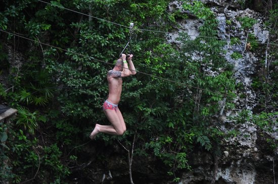 Selvatica: Zip Line into Cenote