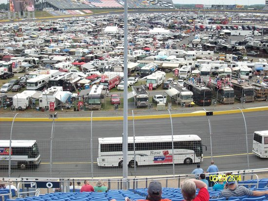 Coca Cola 600 May 25 2014 At Cms Picture Of Charlotte