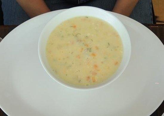 Mitchell's Restaurant : Seafood chowder