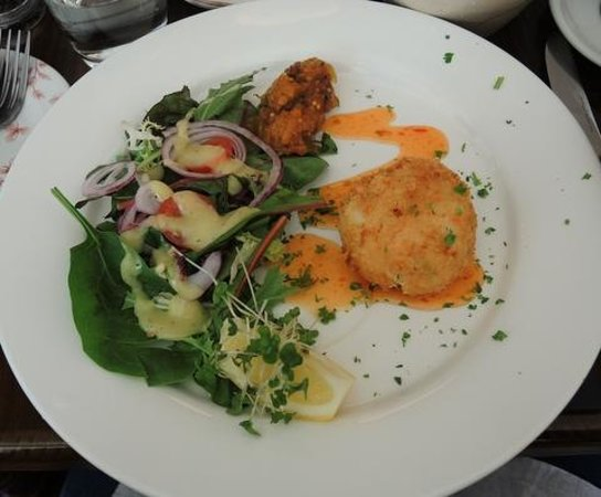 Mitchell's Restaurant : Fish Cake