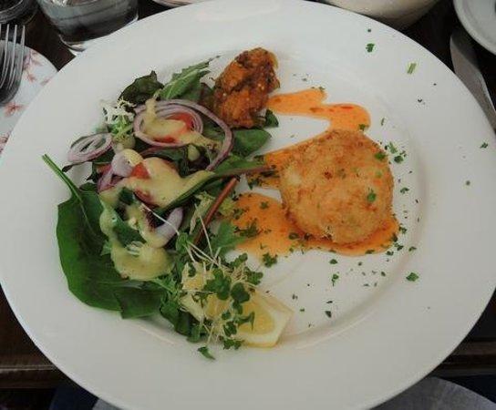 Mitchell's Restaurant: Fish Cake