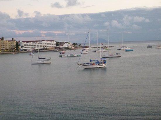 Royal Palm Beach Resort : Room View