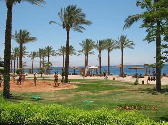 Mövenpick Resort Taba Hotel: plaza