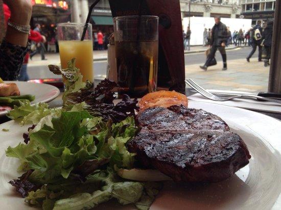 Angus Steakhouse: Yummy