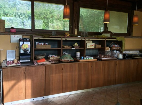 Borgo La Torre: Ontbijt