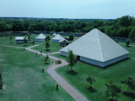 Chickasaw Cultural Center: Historical Village