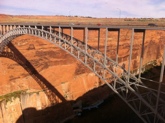 Glen Canyon Dam : glen