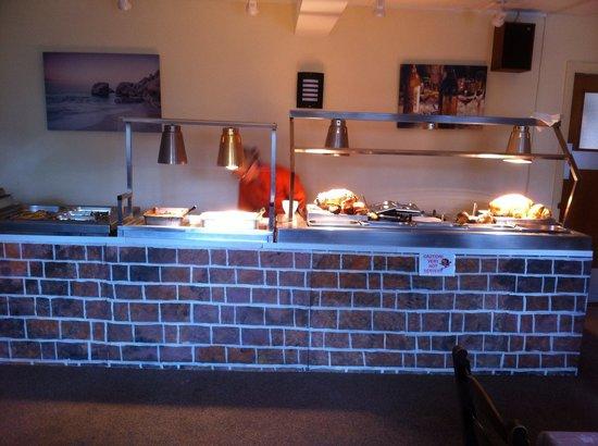 The Dolphin Inn Restaurant: Carvery