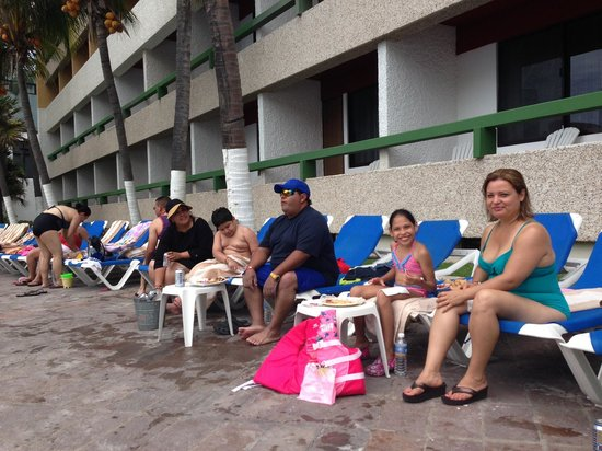 El Cid Castilla Beach Hotel : El carísimo hotel Cid Castilla